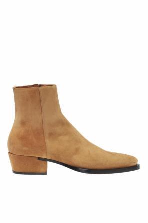 'dallas' suede ankle boots od Givenchy