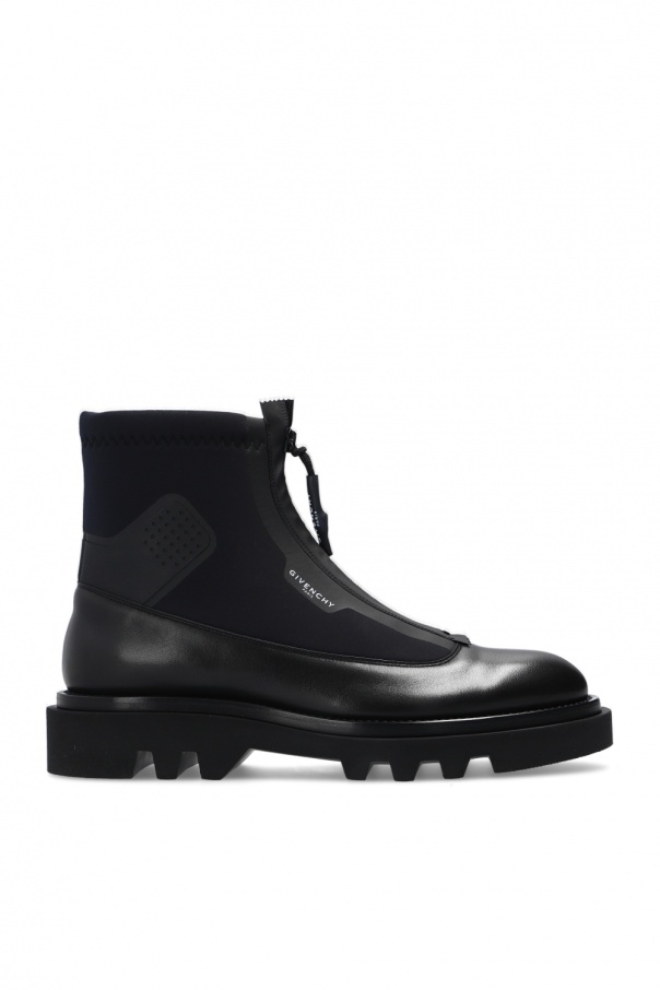 Givenchy Ankle boots with logo