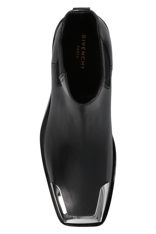 Givenchy 高跟切尔西靴
