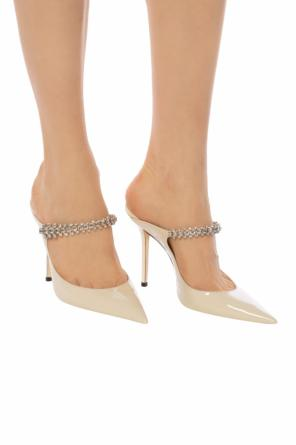 'bing' stiletto mules od Jimmy Choo