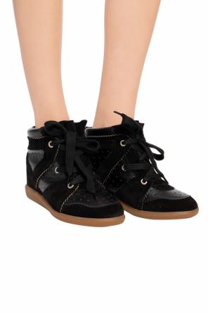 'betty' wedge sneakers od Isabel Marant