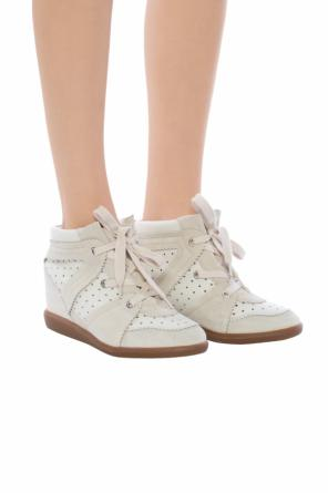 'betty' high-top sneakers od Isabel Marant