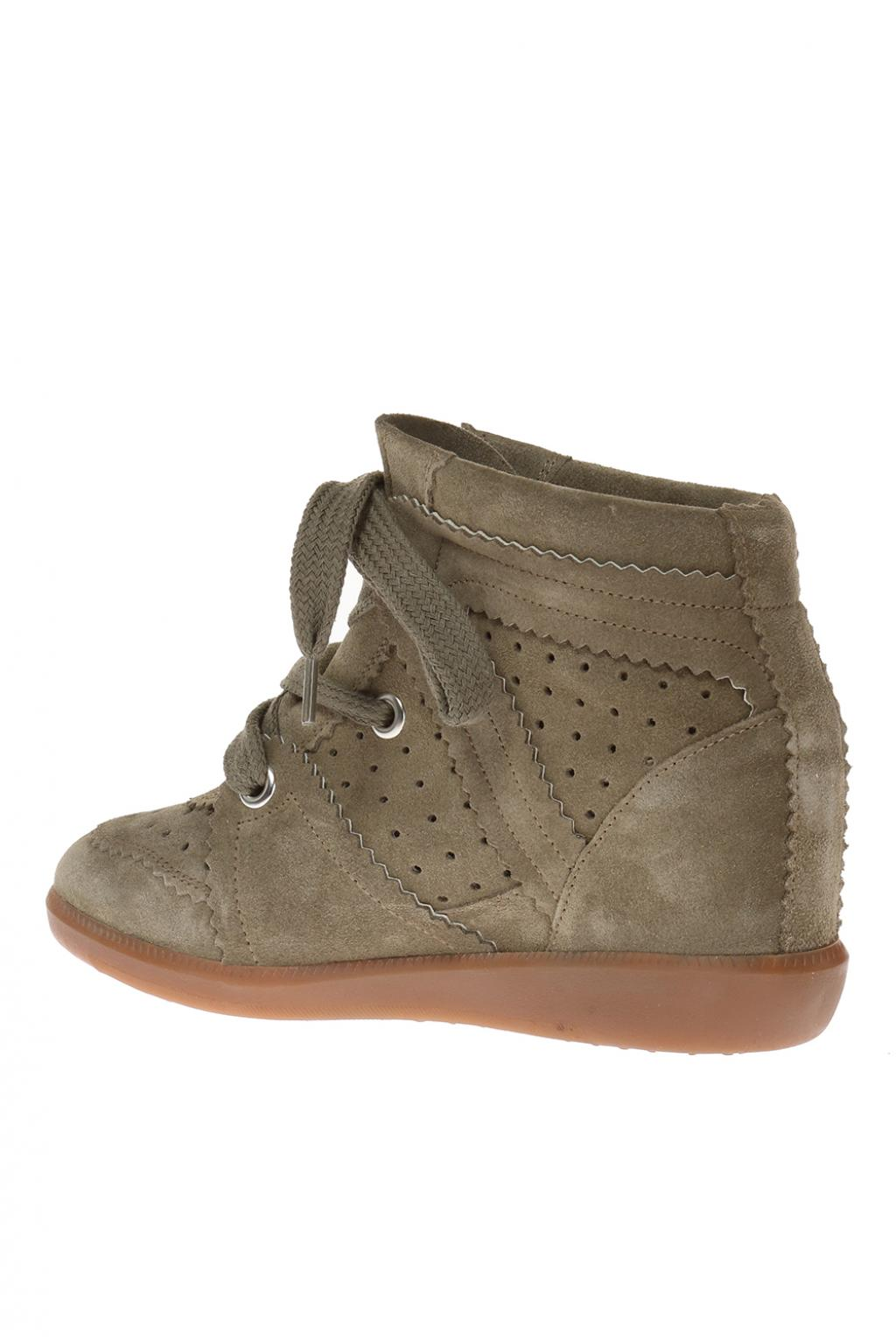 Isabel Marant 'Bobby' suede sneakers