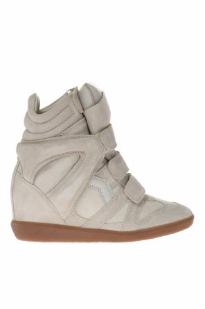 'bekett' built-in wedge sneakers od Isabel Marant