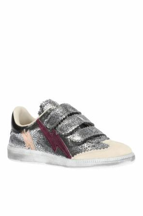 'beth iridescent' sneakers od Isabel Marant