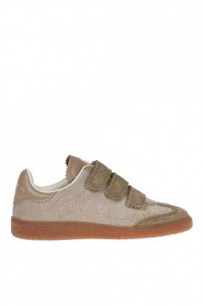 Suede sneakers od Isabel Marant