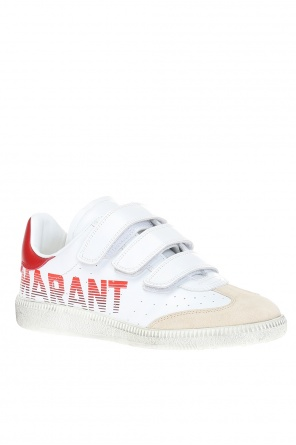 Sneakers with logo od Isabel Marant