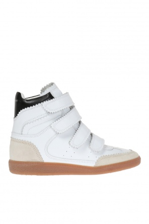 'bilsy' high-top sneakers od Isabel Marant