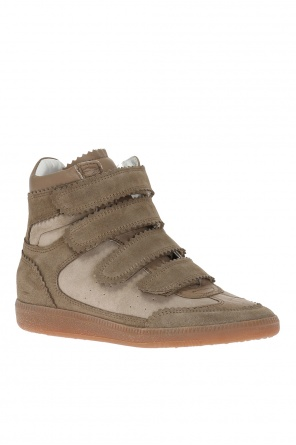High-top sneakers od Isabel Marant