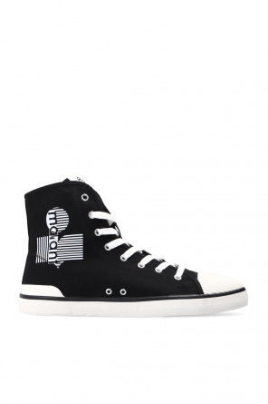 'benkeenh' high-top sneakers od Isabel Marant
