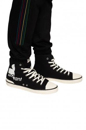 Logo sneakers od Isabel Marant