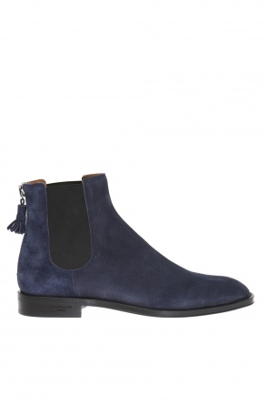 Suede ankle boots od Givenchy