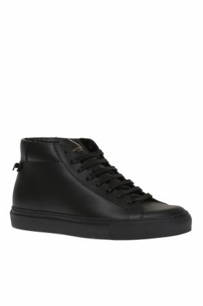 Lace-up high-top sneakers od Givenchy