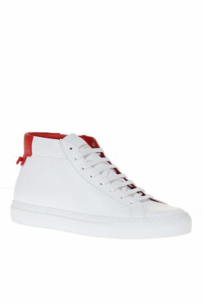Leather high-top sneakers od Givenchy