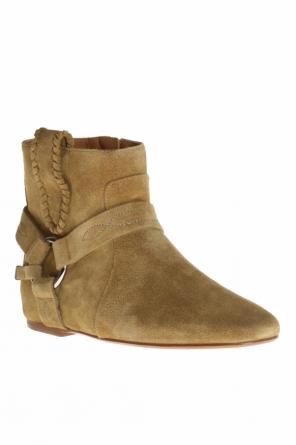 Suede 'raelyn' boots od Isabel Marant Etoile