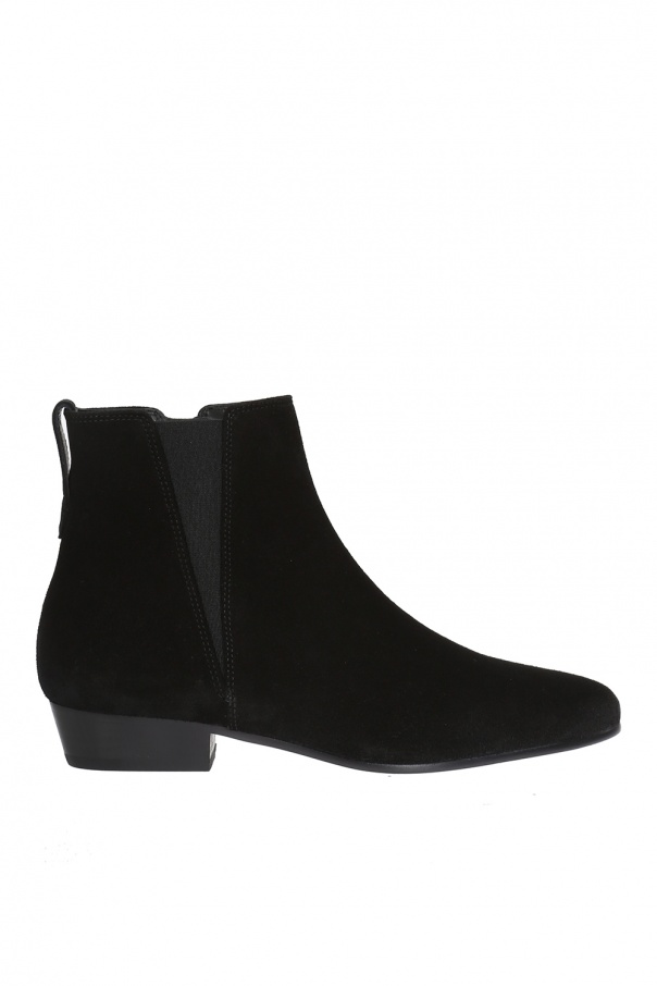 b2eaece1a8b5 Patsha  suede ankle boots Isabel Marant Etoile - Vitkac shop online