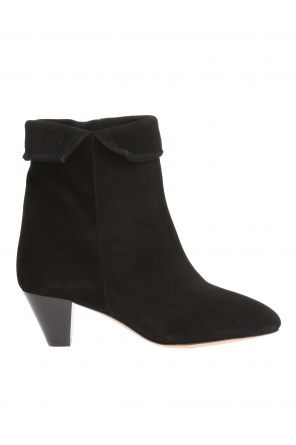 'dyna' heeled ankle boots od Isabel Marant