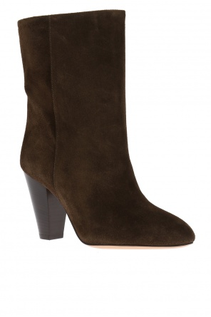 Heeled ankle boots od Isabel Marant