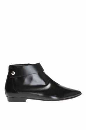 'rilows' ankle boots od Isabel Marant