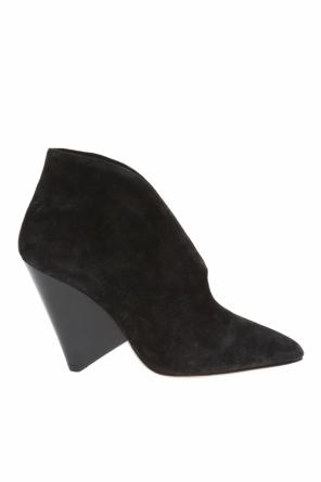 'adenn' heeled ankle boots od Isabel Marant