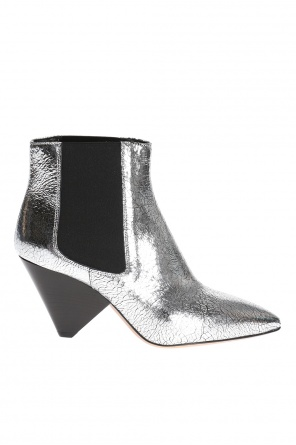 'dawell' heeled ankle boots od Isabel Marant