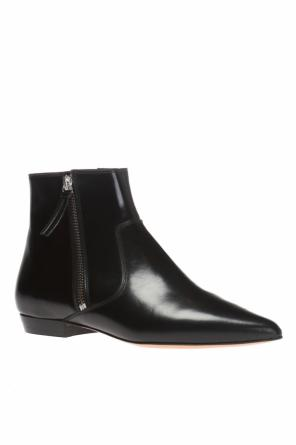 'dawie' boots od Isabel Marant