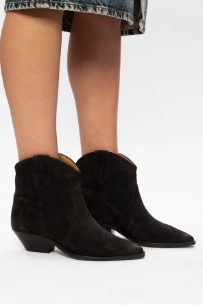 'dewina' heeled ankle boots od Isabel Marant