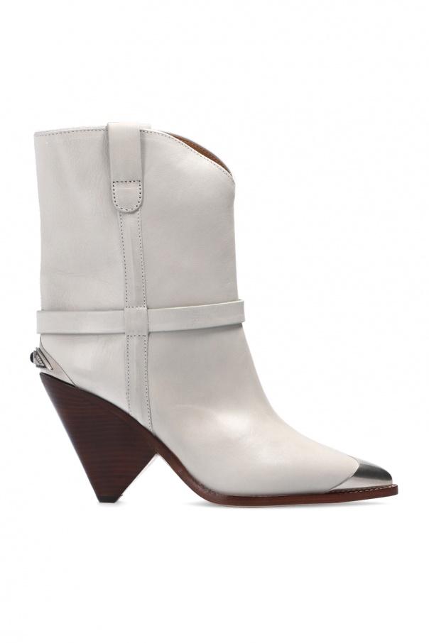Isabel Marant 'Lamsy' cowboy boots