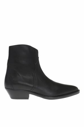 'dantsee' heeled ankle boots od Isabel Marant