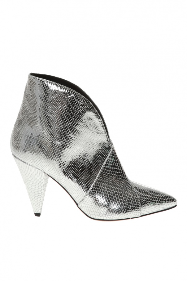 Isabel Marant 'Archenn' heeled ankle boots