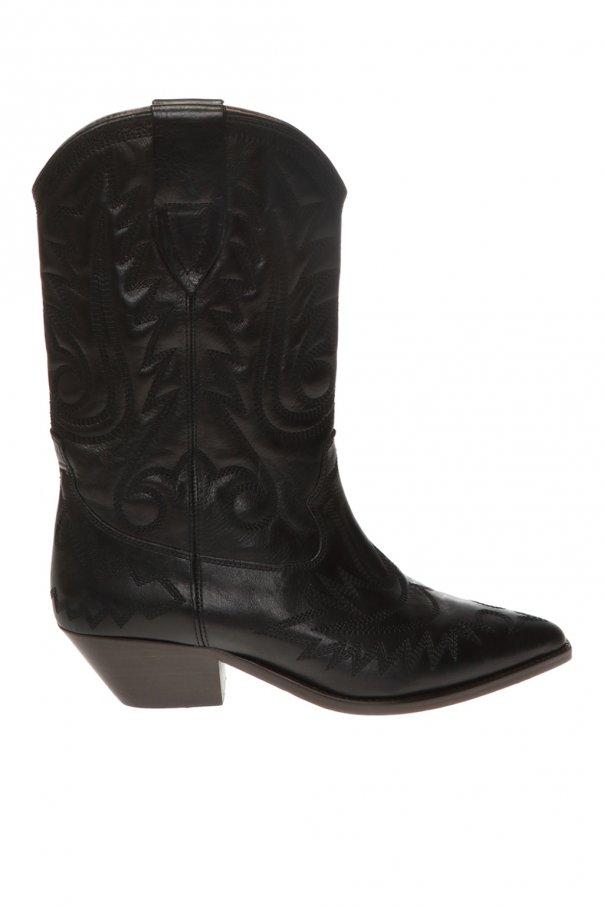 Isabel Marant 'Duerto' heeled ankle boots