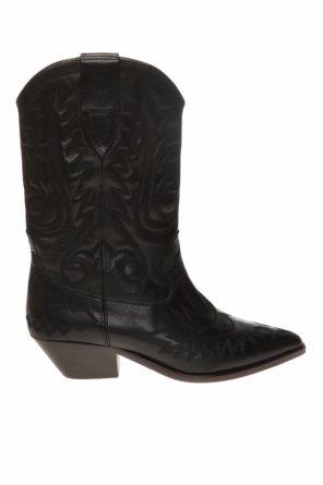 'duerto' heeled ankle boots od Isabel Marant