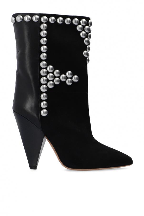 Isabel Marant 'Layo' heeled ankle boots