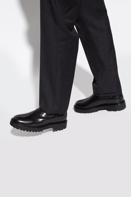 Isabel Marant Chunky厚底短靴