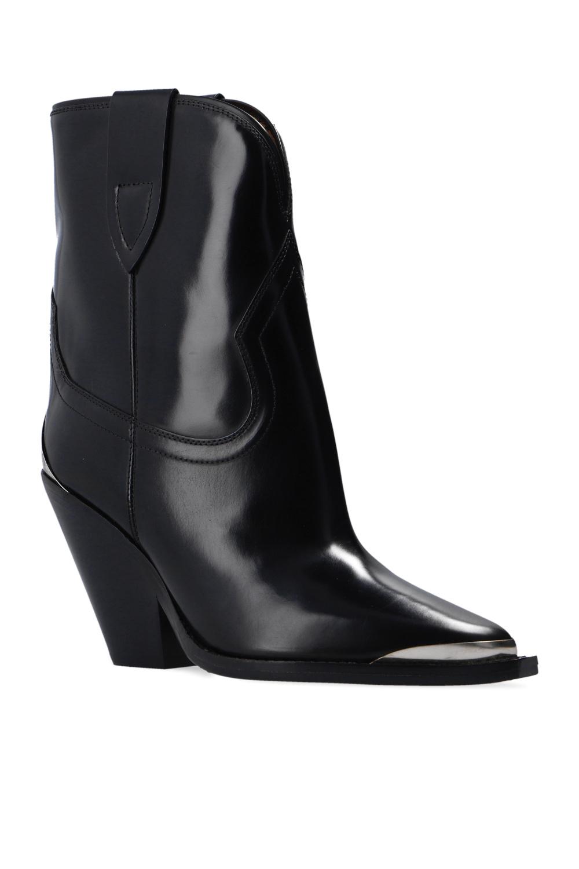 Isabel Marant 'Leyane' leather ankle boots