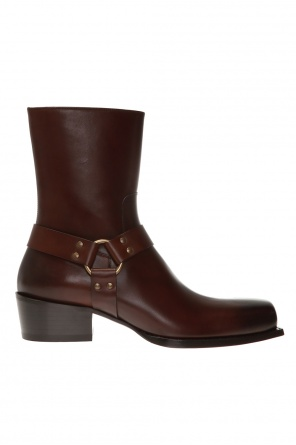 'rider' leather ankle boots od Dsquared2