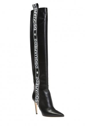 5afd1482e16 Women s high-heel over the knee boots