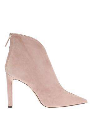 'bowie 100' heeled ankle boots od Jimmy Choo