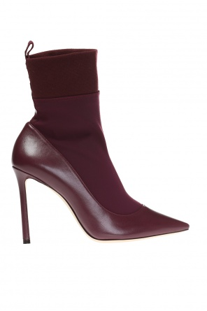'brandon' stiletto boots od Jimmy Choo