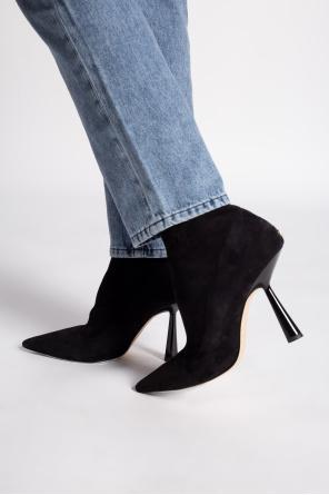 'bray' heeled ankle boots od Jimmy Choo
