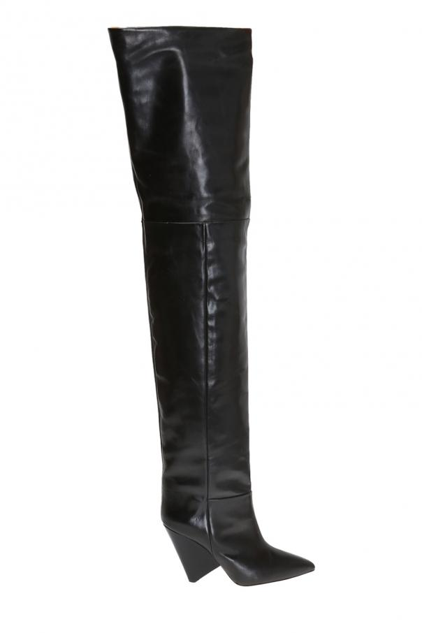933a747c865 Lostynn  over-the-knee boots Isabel Marant - Vitkac shop online