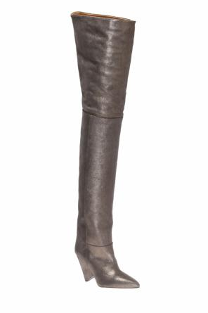 'lostynn' over-the-knee boots od Isabel Marant