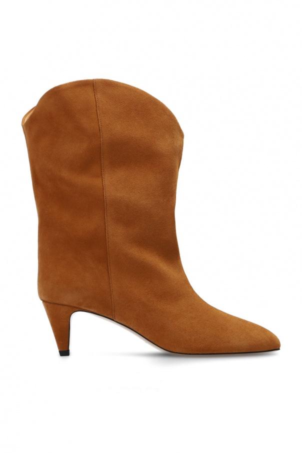 Isabel Marant 'Dernee' heeled ankle boots
