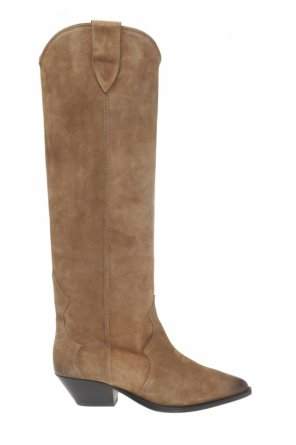 'denvee' heeled over the knee boots od Isabel Marant