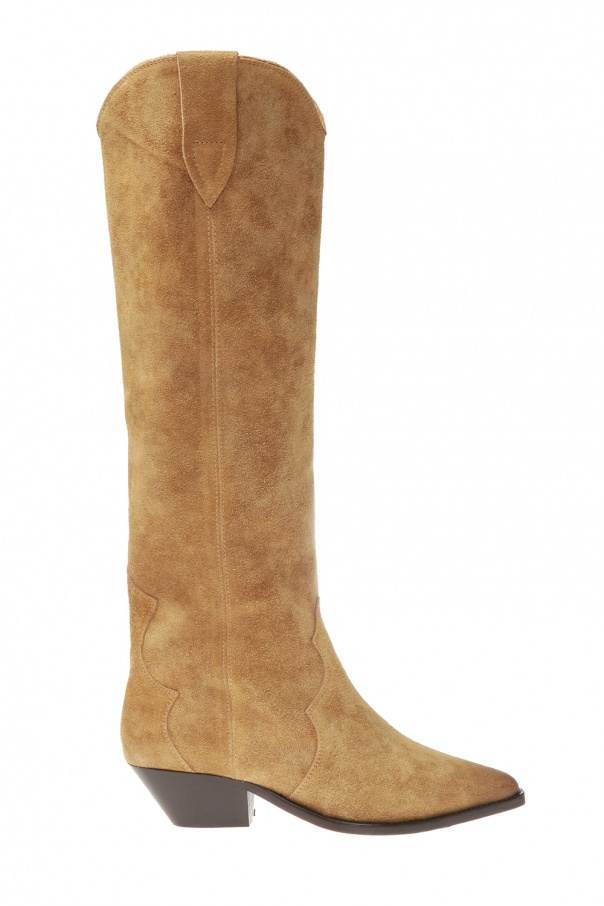 Isabel Marant 'Denvee' over-the -knee boots