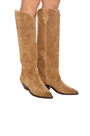 'denvee' over-the -knee boots od Isabel Marant