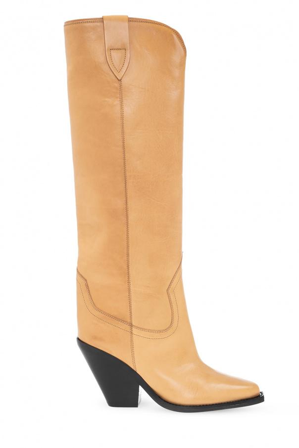 Isabel Marant 'Lomero' leather boots