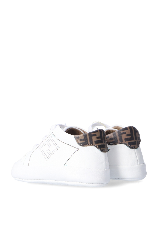 Fendi Kids Sneakers with logo