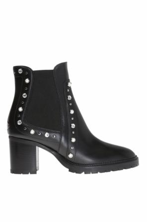 'burrow' heeled ankle boots od Jimmy Choo