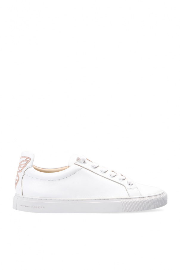 Sophia Webster 'Butterfly' lace-up shoes